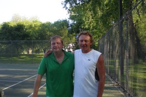 Photo #7: Former professional tennis player