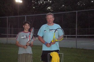 Photo #2: Former professional tennis player