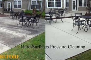 Photo #1: Pressure Washing. Get your bid!