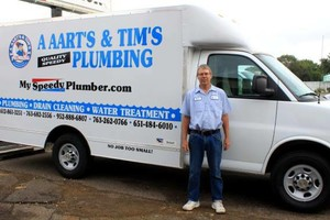 Photo #1: Whitebear Plumber !!! East Metro !! Tim's Plumbing