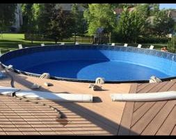 Photo #3: Above & in ground pool liners replacement