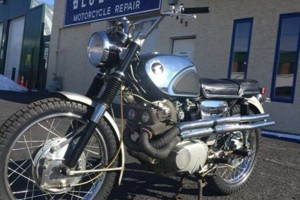 Photo #1: BlueCat Motorcycle. Vintage thru Modern Motorcycle repair