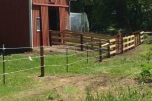 Photo #10: Custom Fencing (farm, boundary fencing)