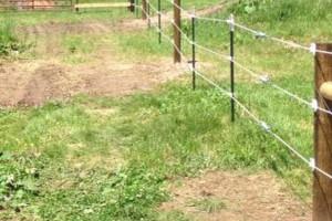 Photo #8: Custom Fencing (farm, boundary fencing)