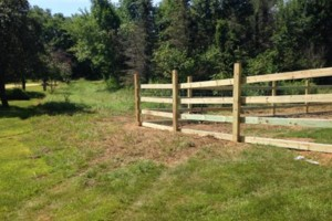 Photo #4: Custom Fencing (farm, boundary fencing)
