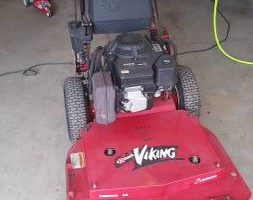 Photo #1: MOW JOE OUTDOOR SOLUTIONS. Lawn Care, Cleanups!