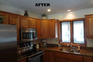 Photo #6: Dan Holt - Cabinet Refacing