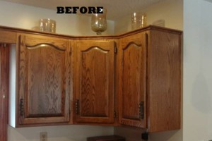 Photo #3: Dan Holt - Cabinet Refacing