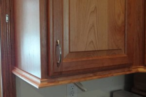 Photo #1: Dan Holt - Cabinet Refacing