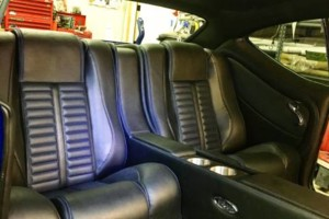 Photo #21: Have cloth seats in your car? Want to change them to leather?