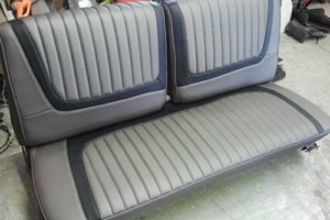 Photo #19: Have cloth seats in your car? Want to change them to leather?