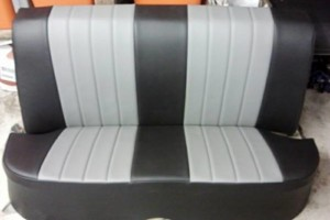 Photo #18: Have cloth seats in your car? Want to change them to leather?