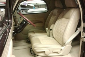 Photo #17: Have cloth seats in your car? Want to change them to leather?