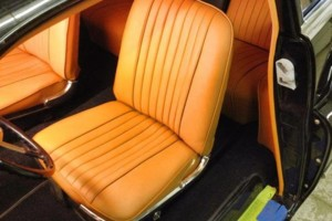 Photo #15: Have cloth seats in your car? Want to change them to leather?