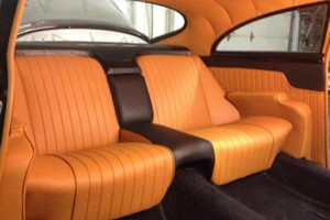Photo #14: Have cloth seats in your car? Want to change them to leather?