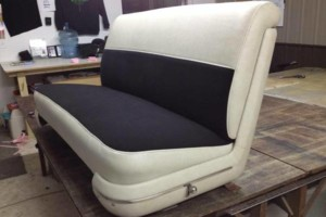 Photo #13: Have cloth seats in your car? Want to change them to leather?