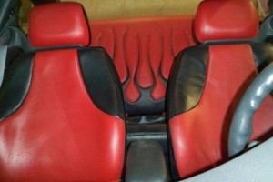 Photo #8: Have cloth seats in your car? Want to change them to leather?