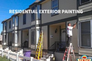 Photo #3: Zenith Home Finishes - Interior & Exterior Home Painting Services