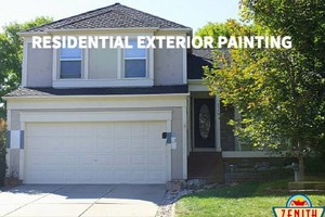 Photo #2: Zenith Home Finishes - Interior & Exterior Home Painting Services
