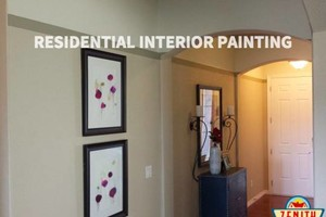 Photo #1: Zenith Home Finishes - Interior & Exterior Home Painting Services