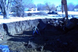 Photo #8: Excavating/Draintile/Ditch Cleaning