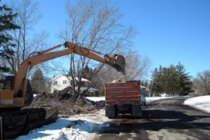 Photo #7: Excavating/Draintile/Ditch Cleaning