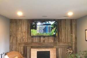 Photo #12: HOME THEATER INSTALL/TV MOUNTING/SUROUND SOUND. LOW VOLT INSTALLATION