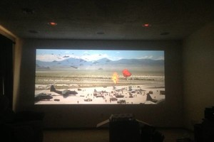 Photo #10: HOME THEATER INSTALL/TV MOUNTING/SUROUND SOUND. LOW VOLT INSTALLATION
