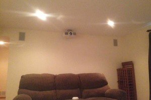 Photo #9: HOME THEATER INSTALL/TV MOUNTING/SUROUND SOUND. LOW VOLT INSTALLATION
