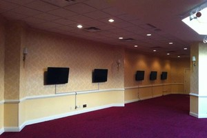 Photo #4: HOME THEATER INSTALL/TV MOUNTING/SUROUND SOUND. LOW VOLT INSTALLATION
