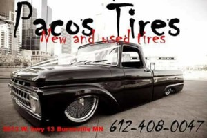 Photo #1: Paco & Sons. USED AND NEW TIRES NOW IN BURNSVILLE