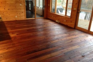 Photo #1: JG Flooring. Wood Floors need a fresh coat?