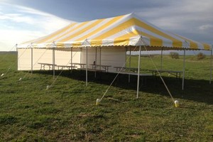 Photo #2: Canopy Tent rental