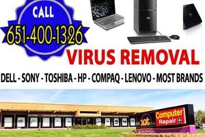 Photo #1: Computer Virus Removal by Eagan Computer Repair