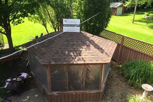 Photo #1: CV Contracting. Residential Roofing Sale, Lifetime warranty