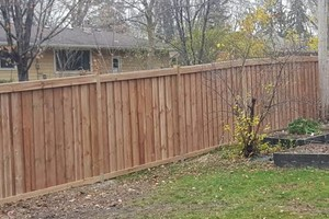 Photo #8: FENCE new install/repair