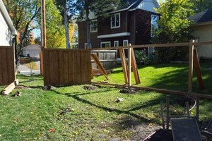 Photo #3: FENCE new install/repair