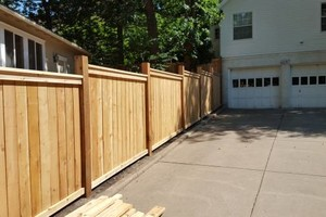 Photo #2: FENCE new install/repair