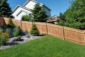 Photo #1: FENCE new install/repair