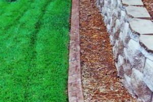 Photo #4: Curb Creations Concrete Landscape Edging