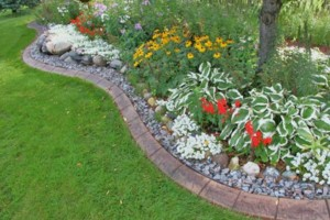 Photo #3: Curb Creations Concrete Landscape Edging