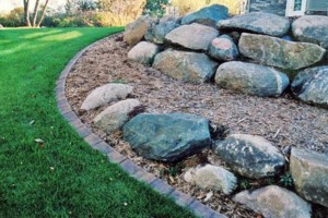 Photo #2: Curb Creations Concrete Landscape Edging
