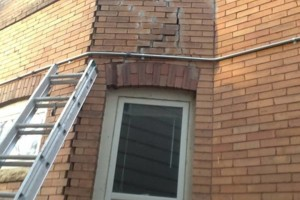 Photo #13: Masonry. Block Walls. Brick Repair. Chimney Cap. Tuckpointing