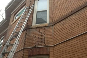 Photo #12: Masonry. Block Walls. Brick Repair. Chimney Cap. Tuckpointing