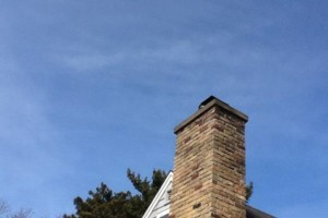 Photo #3: Masonry. Block Walls. Brick Repair. Chimney Cap. Tuckpointing