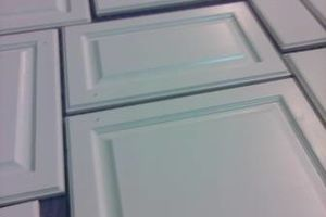 Photo #9: Kitchen Cabinet Painting