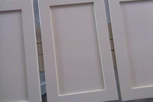 Photo #7: Kitchen Cabinet Painting