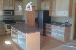 Photo #4: Kitchen Cabinet Painting