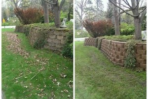Photo #7: Pressure washing - decks, patios, retaining walls, fences