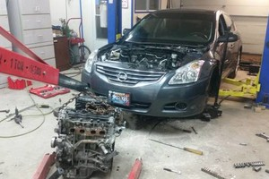 Photo #6: Mechanic for 20 years! Quality auto repair at a reasonable price!